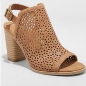 Universal thread Milliana Sandals Sz 7 tan